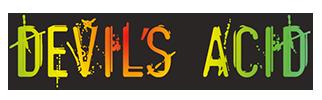 devils acid web logo s